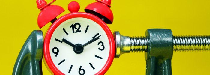 Como manejar tu tiempo
