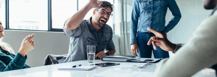 Fomenta el positivismo entre tus empleados