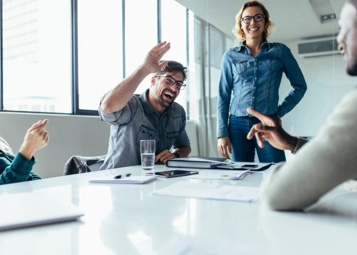 Fomenta el positivismo entre tus empleadosLQ