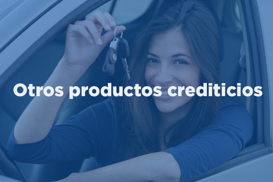 5 Otros productos crediticios