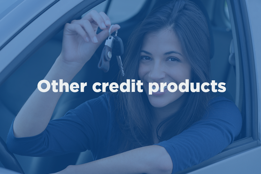 5 other credit pproducts