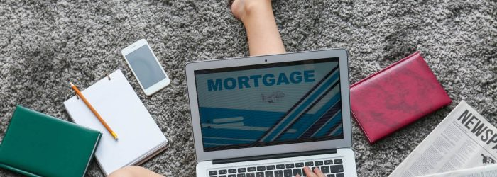 Apply for a mortgage loan from your computer
