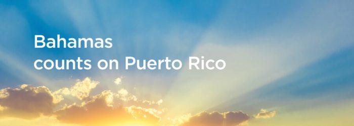 Bahamas Counts on Puerto Rico