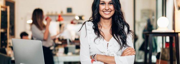 Mujer emprendedora / women leader