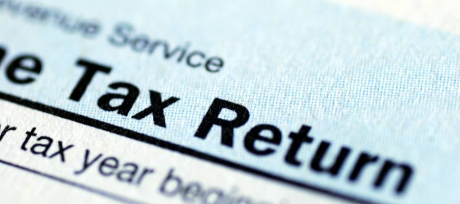 Formulario de impuestos / Tax Return Form